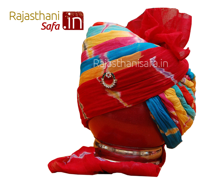 Sikh Marriage Wedding Turban for Groom
