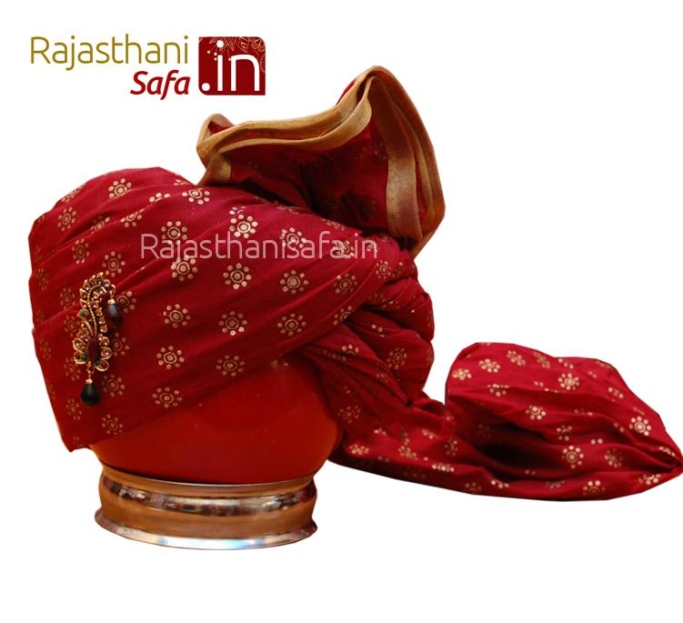 Classic Style Wedding Turban