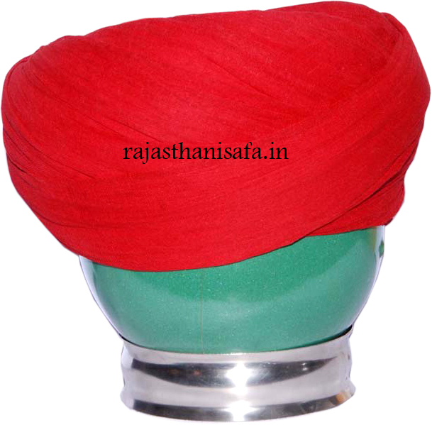 Exclusive Portrait Red Turbans