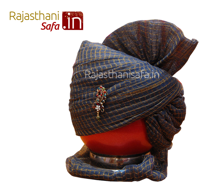 Punjabi Stylish Wedding Turban