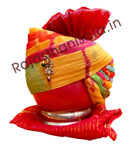 Heritage Style Wedding Turban