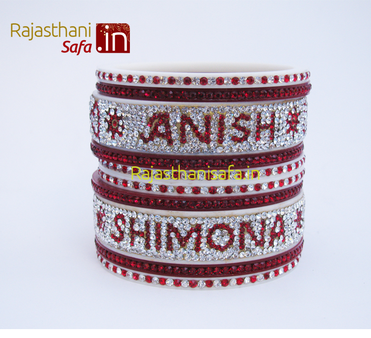 Personalized Bangles Sets